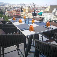 Отель InterContinental Barcelona, an IHG Hotel Испания, Барселона - 3 отзыва об отеле, цены и фото номеров - забронировать отель InterContinental Barcelona, an IHG Hotel онлайн балкон