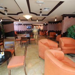Al Bustan Hotel Flats Шарджа гостиничный бар
