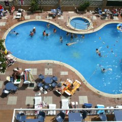 Esplai Hotel бассейн фото 3