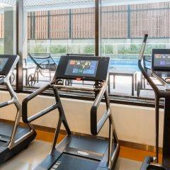 Отель SILA Urban Living фитнесс-зал фото 3