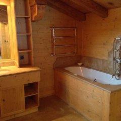 Отель Gstaad - Great Luxurious Farmhouse ванная фото 2