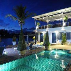 Отель Phuket Boat Quay бассейн