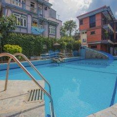 Отель OYO 235 Hotel Goodwill Непал, Лалитпур - отзывы, цены и фото номеров - забронировать отель OYO 235 Hotel Goodwill онлайн бассейн