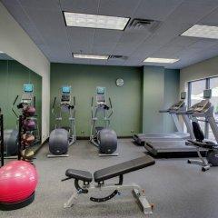 Отель Hampton Inn & Suites Chicago Downtown фитнесс-зал