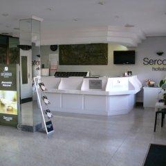 Отель Sercotel Los Angeles Испания, Эль-Астильеро - отзывы, цены и фото номеров - забронировать отель Sercotel Los Angeles онлайн