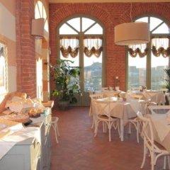 Отель Villa Morneto Виньяле-Монферрато питание фото 3
