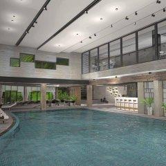 Отель Jermuk and SPA Армения, Джермук - отзывы, цены и фото номеров - забронировать отель Jermuk and SPA онлайн бассейн
