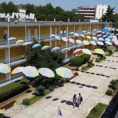 Отель Continental - Happy Land Hotel Болгария, Солнечный берег - отзывы, цены и фото номеров - забронировать отель Continental - Happy Land Hotel онлайн пляж фото 2