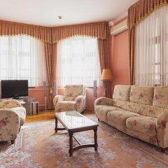 Отель им. Мориса Тореза Сочи комната для гостей фото 3