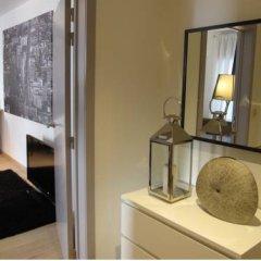 Отель Liège Flats Бельгия, Льеж - отзывы, цены и фото номеров - забронировать отель Liège Flats онлайн ванная