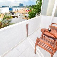 Отель Peacock Hotel Шри-Ланка, Унаватуна - отзывы, цены и фото номеров - забронировать отель Peacock Hotel онлайн балкон