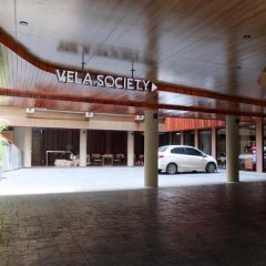 Отель Vela Bangkok Бангкок парковка