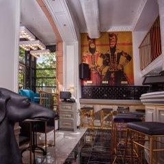 Amsterdam Hotel гостиничный бар