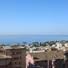 Отель La Panoramica Генуя пляж