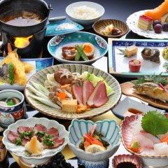 Отель Amagase Onsen Hotel Suikoen Япония, Хита - отзывы, цены и фото номеров - забронировать отель Amagase Onsen Hotel Suikoen онлайн питание фото 3