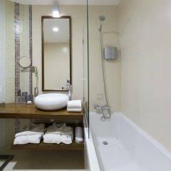 Отель Aqua Pedra Dos Bicos Design Beach Hotel - Только для взрослых Португалия, Албуфейра - отзывы, цены и фото номеров - забронировать отель Aqua Pedra Dos Bicos Design Beach Hotel - Только для взрослых онлайн ванная