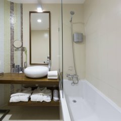 Aqua Pedra Dos Bicos Design Beach Hotel - Только для взрослых ванная