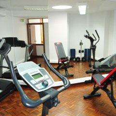 Отель Dom Henrique Downtown Порту фитнесс-зал