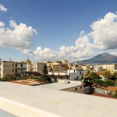 Отель Maiuri Италия, Помпеи - отзывы, цены и фото номеров - забронировать отель Maiuri онлайн балкон