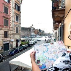 Отель Trinity Guest House Италия, Рим - отзывы, цены и фото номеров - забронировать отель Trinity Guest House онлайн балкон