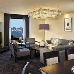 Отель Grand Hilton Seoul интерьер отеля