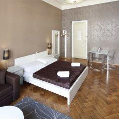 Отель Dusní Чехия, Прага - 6 отзывов об отеле, цены и фото номеров - забронировать отель Dusní онлайн комната для гостей фото 3
