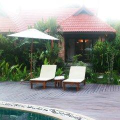 Отель Chaw Ka Cher Tropicana Lanta Resort бассейн фото 2