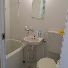 Отель Cottage Orange House Yakushima Якусима ванная