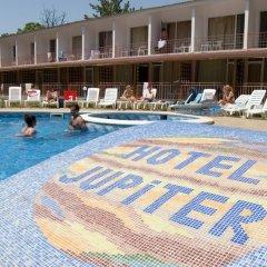 Jupiter Hotel Солнечный берег бассейн