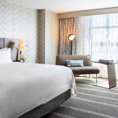 Отель Renaissance Los Angeles Airport Hotel США, Лос-Анджелес - 8 отзывов об отеле, цены и фото номеров - забронировать отель Renaissance Los Angeles Airport Hotel онлайн комната для гостей фото 2