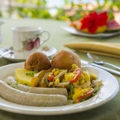 Отель Polkerris Bed & Breakfast Ямайка, Монтего-Бей - отзывы, цены и фото номеров - забронировать отель Polkerris Bed & Breakfast онлайн питание фото 2