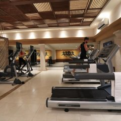 Отель Reflect Krystal Grand Los Cabos - Todo Incluido фитнесс-зал