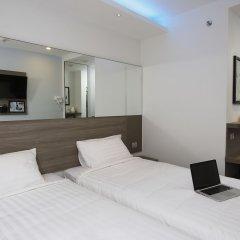 Отель Red Planet Bangkok Surawong комната для гостей