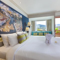 Отель Novotel Phuket Resort 4* Улучшенный номер с различными типами кроватей
