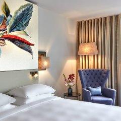 Отель Hyatt Regency Amsterdam комната для гостей фото 2