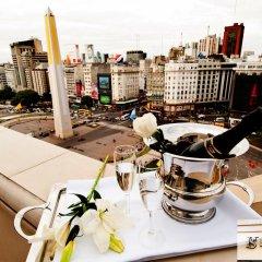 Отель Park Silver Obelisco Hotel Аргентина, Буэнос-Айрес - отзывы, цены и фото номеров - забронировать отель Park Silver Obelisco Hotel онлайн балкон