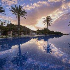 Отель Playitas Hotel Испания, Антигуа - 1 отзыв об отеле, цены и фото номеров - забронировать отель Playitas Hotel онлайн бассейн