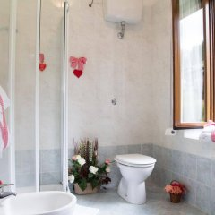 GH Hotel Piaz Долина Валь-ди-Фасса ванная фото 2