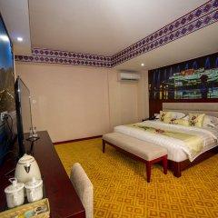 Отель Kamalashi Palace Непал, Катманду - отзывы, цены и фото номеров - забронировать отель Kamalashi Palace онлайн комната для гостей фото 3