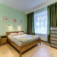 Апартаменты Stn Apartments Near Hermitage Стандартный номер с различными типами кроватей фото 31