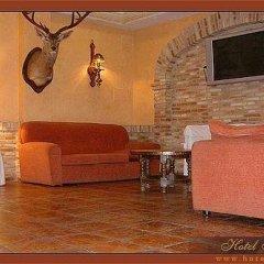 Отель Almanzor Испания, Сьюдад-Реаль - отзывы, цены и фото номеров - забронировать отель Almanzor онлайн интерьер отеля фото 2
