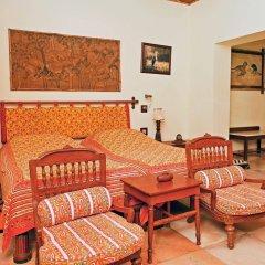 Отель WelcomHeritage Maharani Bagh Orchard Retreat комната для гостей фото 3