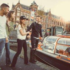 Отель Tourist Inn Budget Hotel - Hostel Нидерланды, Амстердам - 1 отзыв об отеле, цены и фото номеров - забронировать отель Tourist Inn Budget Hotel - Hostel онлайн городской автобус