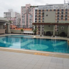 Отель Gold Orchid Bangkok бассейн фото 2