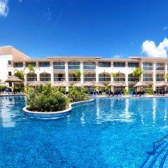 Отель Sandos Playacar Select Club - Только для взрослых, Все включено Плая-дель-Кармен бассейн