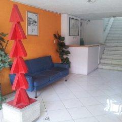 Отель Suites Churubusco Мехико интерьер отеля