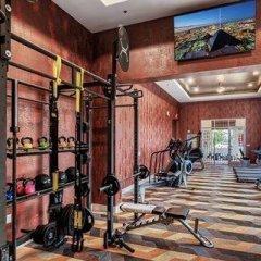 Отель Cozy 2 Bedroom Apartment США, Лас-Вегас - отзывы, цены и фото номеров - забронировать отель Cozy 2 Bedroom Apartment онлайн фитнесс-зал фото 2