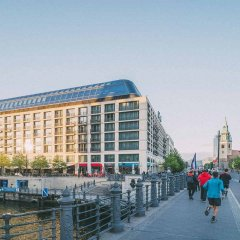 Отель Radisson Blu Hotel, Berlin Германия, Берлин - - забронировать отель Radisson Blu Hotel, Berlin, цены и фото номеров городской автобус