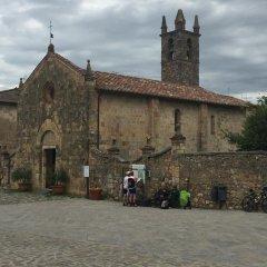 Отель Borgo San Luigi Строве парковка
