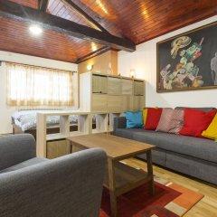 Апартаменты Belgrade Center Apartment V комната для гостей фото 5